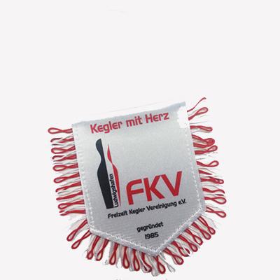 Autowimpel FKV