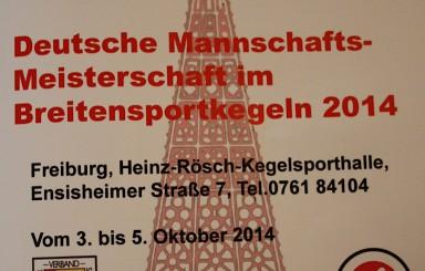 DM Freiburg 2014